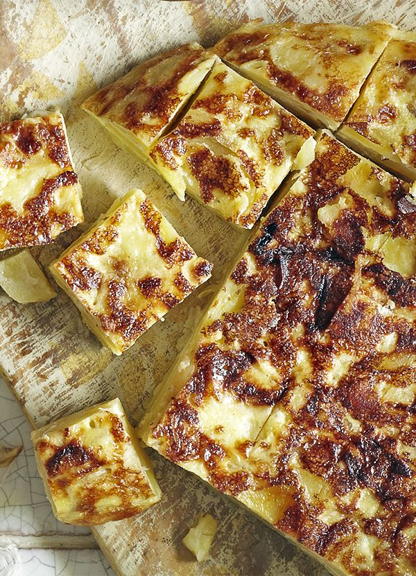 Best ever Spanish recipes: Classic tortilla. A well-made tortilla is the best addition to a tapas menu. This easy recipe with just four ingredients is typically Spanish. Serve with a selection of other dishes for a Spanish feast.