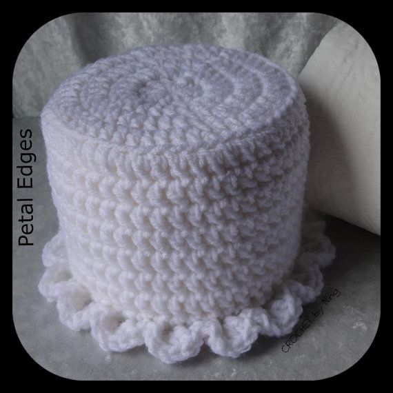 Hey, I found this really awesome Etsy listing at https://www.etsy.com/listing/233340068/custom-bath-tissue-cover-crochet-toilet