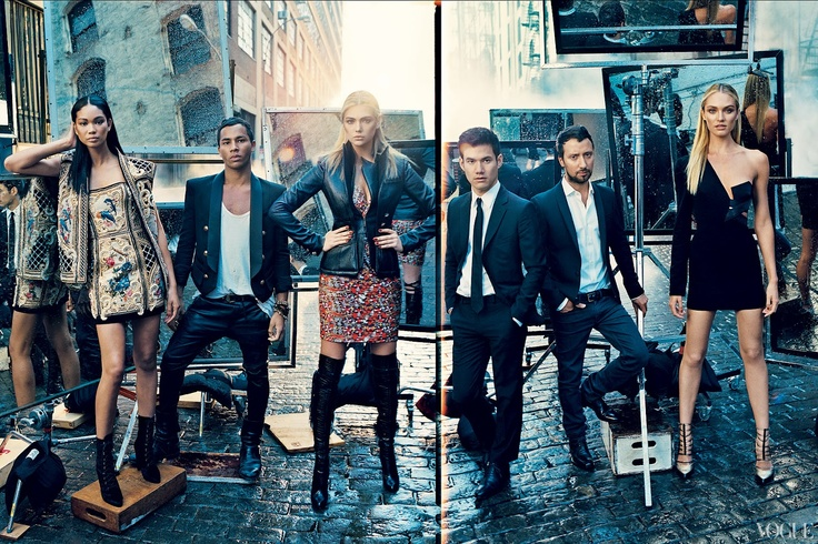 The Vogue 120: Candice Swanepoel, Norman Jeans, Kate Upton, Anthony Vaccarello, Chanel Iman, Jeans Roy, Vogue Magazine, Joseph Altuzarra, Vogue 120