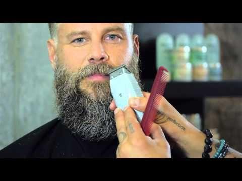 ▶ How to Trim a Beard by Daniel Alfonso featuring Roy Oraschin - YouTube