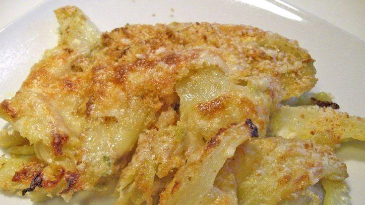 Finocchi al Varoma - Ricette Bimby