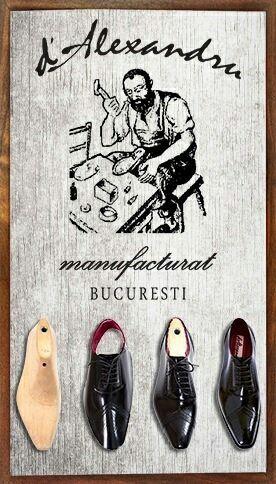 Primavara 2015 marcheaza o noua etapa in parcursul creativ al CONDUR by alexandru – lansarea liniei de pantofi barbatesti made-to-measure sub emblema d'Alexandru.