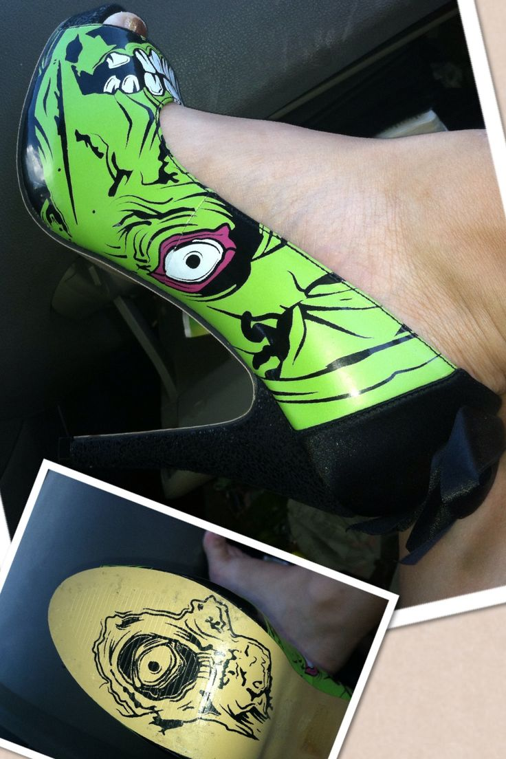 iron fist zombie stompers