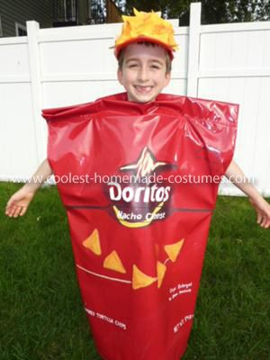 dorito bagChild Costumes, Salsa Potatoes, Potato Costumes Kids, Children Costumes, Chips Dips, Chip Dips, Bags Child, Doritos, Potatoes Kettle