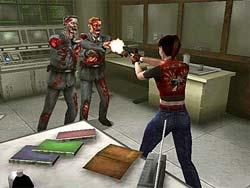 Sega Dreamcast - Resident Evil Code Veronica