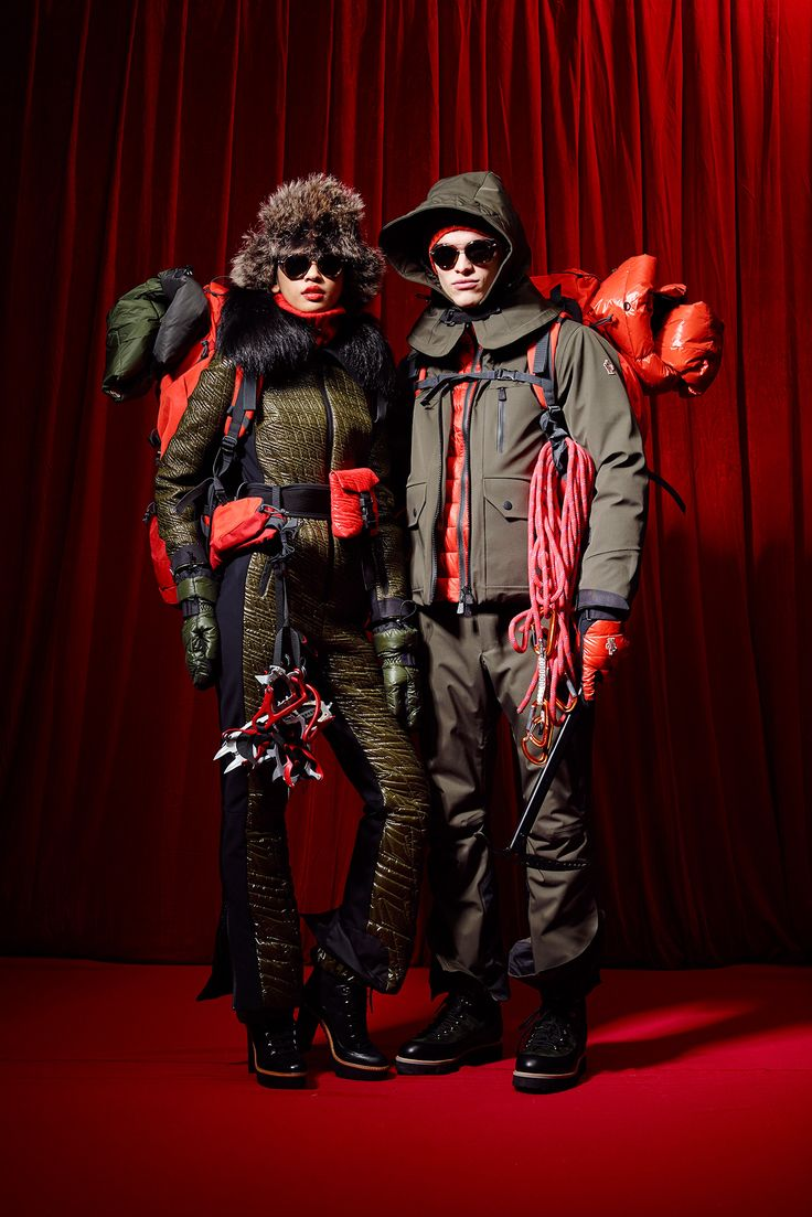 moncler grenoble fall-winter 2015/16