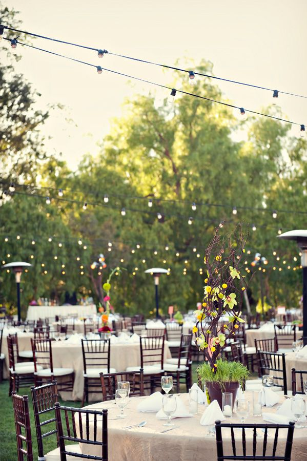 Intimate Chic Garden Wedding Venue In Simi Valley