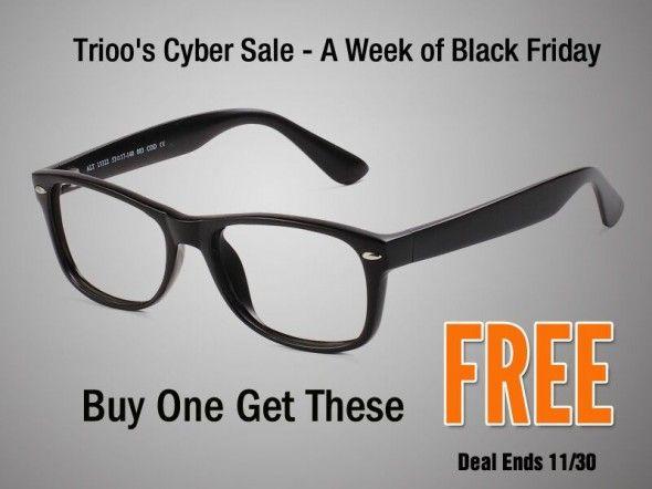 Trioo Eyewear's Black Friday Sale – 2015