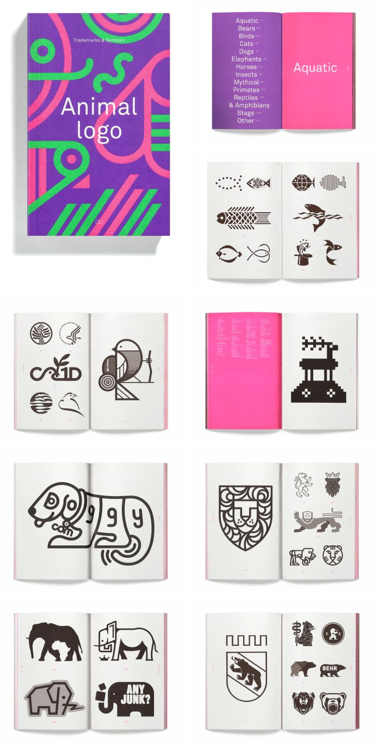 'Animal Logo: Trademarks and Symbols', published by Counter-Print
