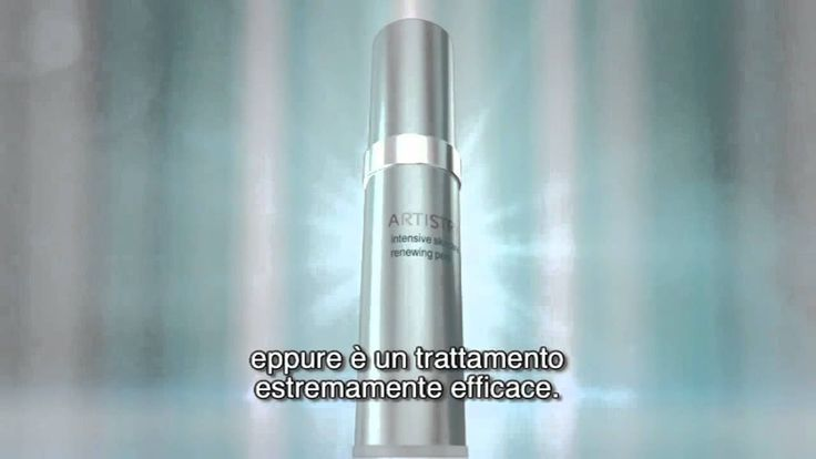 Amway - Peeling Rinnovatore Artistry Intensive -  sottotitolo in italiano