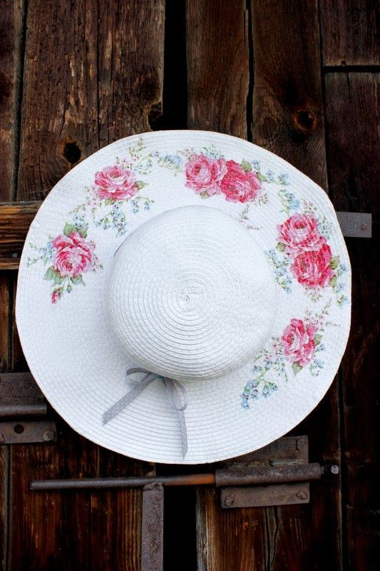 do-deco: kapelusz
