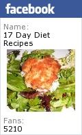 17 diet recipes