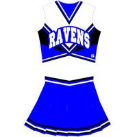 One Tree Hill Season One Cheerleading Outfit