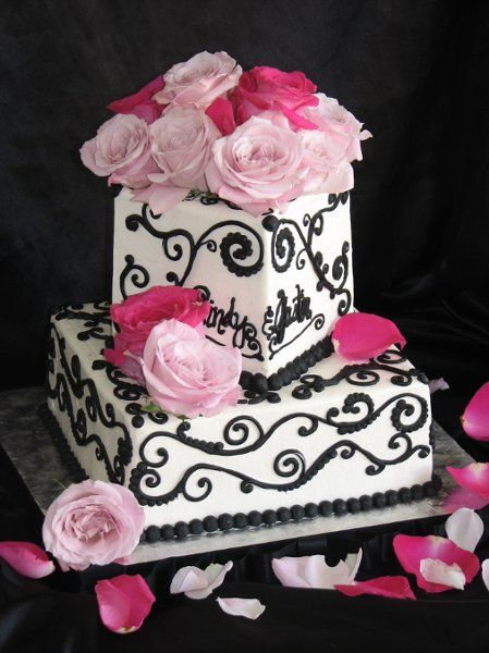 35 best images about Wedding Cakes on Pinterest ...