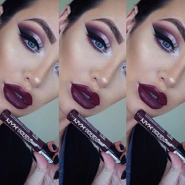 NYX Cosmetics @nyxcosmetics Who's going vampy...Instagram photo | Websta