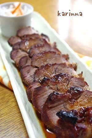 ダッチオーブンで簡単にできるレシピ大公開 アウトドアにもおすすめ ... 焼き豚 ~放っておくだけの簡単調理~