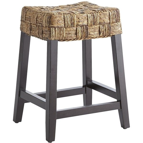 Belham Living Hutton Leather Backless Saddle Counter Stool: 17 Best Ideas About Backless Bar Stools On Pinterest