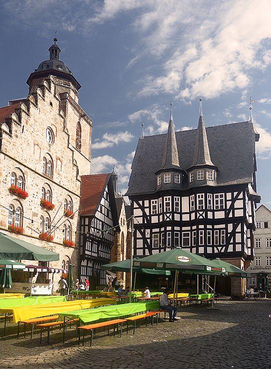 einlauf deutsch video Alsfeld(Hesse)