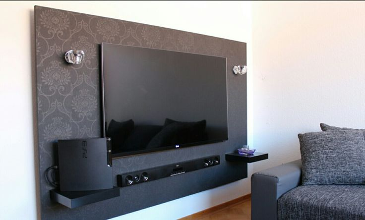 die besten 25 fernsehwand ideen auf pinterest. Black Bedroom Furniture Sets. Home Design Ideas