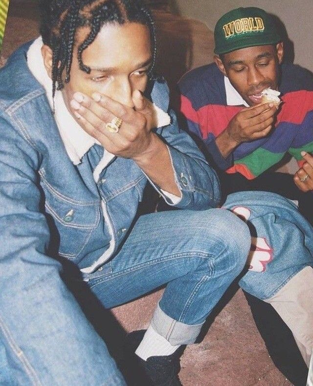 Is Asap Rocky Left Handed: Movie Stars , Rap Stars , Icons & Musicians Image By Books