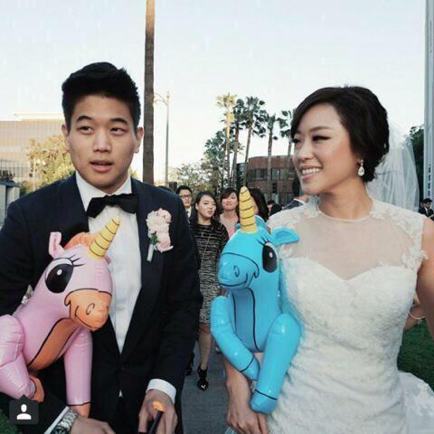Ki hong lee and hayoung choi wedding invitations