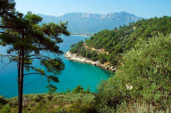 Thassos, Grecia.