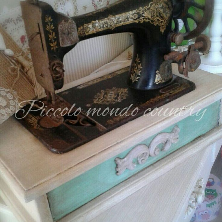 Restyling sbabby chic by Piccolo Mondo Country