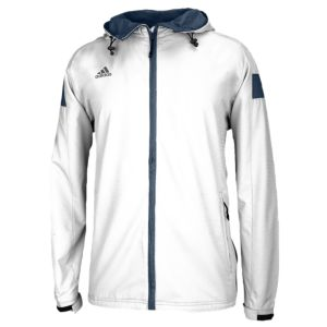 adidas Team Climaproof Shockwave Jacket - Men's - White/Onix