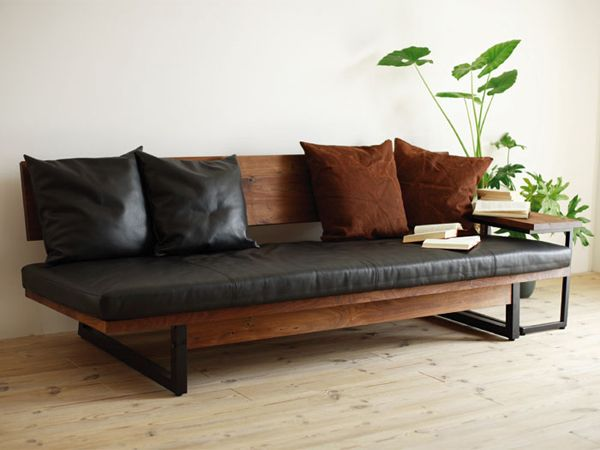 great lines, colour palette and lovely mix of leather and timber - Love it !!!