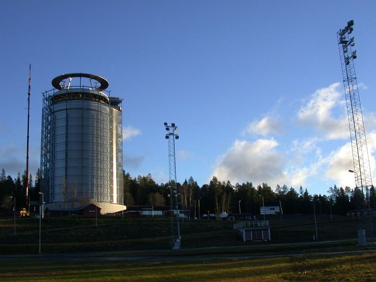 GKDMETALFABRICS | Blog | Water Tower Stands Out Like A Beacon With GKD  Transparent Mesh And