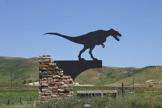 Dinosaur Ridge. (Located in Morrison, CO.) See real dinosaur tracks and fossils.