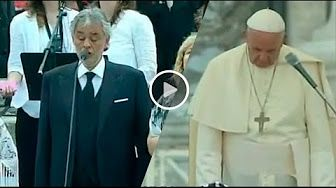 ANDREA BOCELLI (HQ) AVE MARIA (SCHUBERT) - YouTube