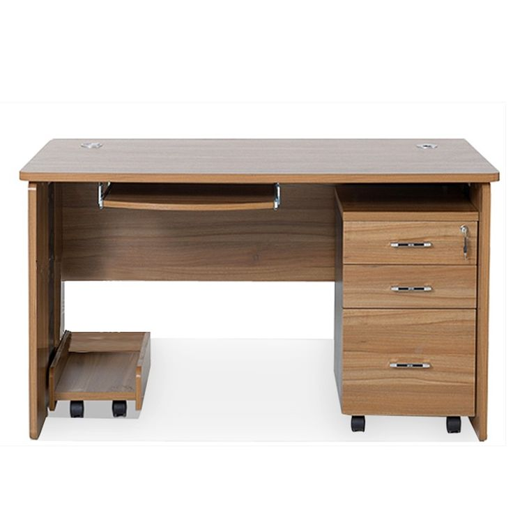 Reasonable Prices Office Furniture Staff Computer Office Desk With Mobile  Cabinet   Buy Office Desk With Mobile Cabinet,Staff Computer Desk,Office  Furniture ...