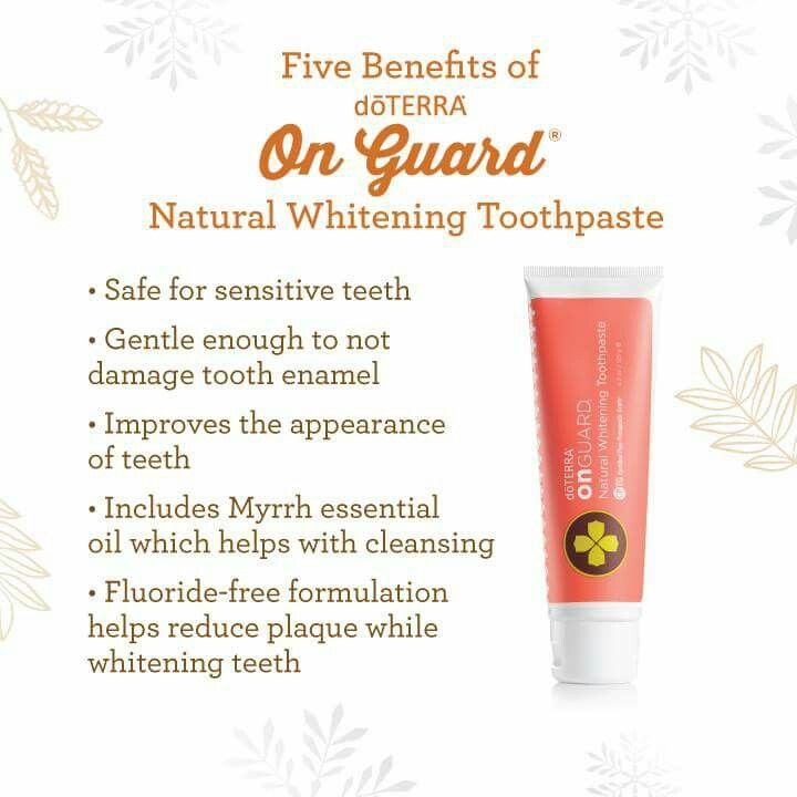 doTERRA On Guard all natural whitening toothpaste This is an awesome option for a non-toxic toothpaste! Not a doTERRA wholesale member yet?  Contact me today for the current special offers!  essentialoilswithbetsy@gmail.com https://www.mydoterra.com/essentialoilswithbetsy