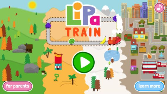 FREE Game of the Month... Lipa Train is available FREE to download until the end of January!  All aboard the Lipa train! Train drivers needed for a Scientific trip around the tracks…  Become the driver of the Lipa train and learn lots of valuable new skills as you ride the tracks to fruitful knowledge. There's fun to be had as you guide your train through a world of discovery…
