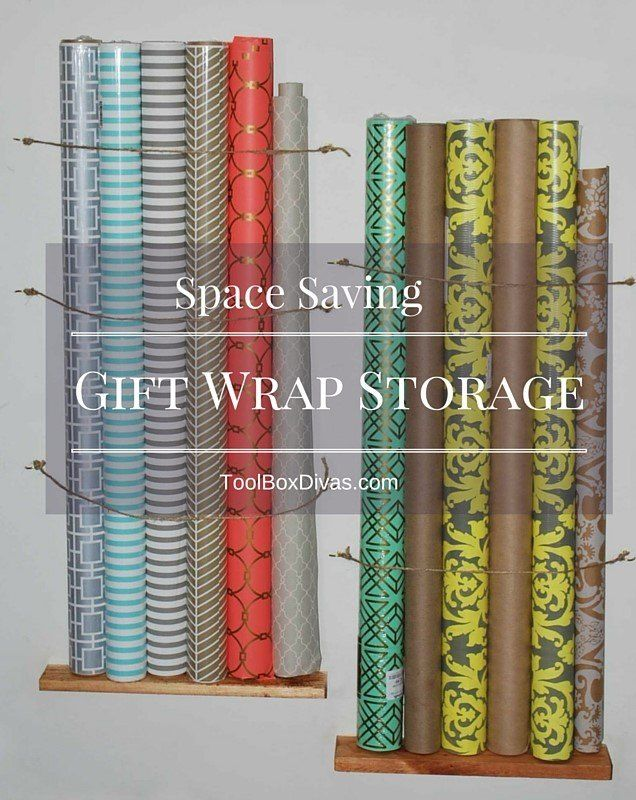 best 25 gift wrap storage ideas on pinterest wrapping paper organization wrapping paper. Black Bedroom Furniture Sets. Home Design Ideas