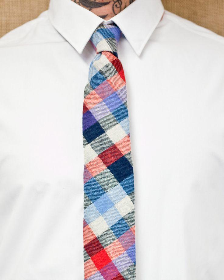 Blue Red Plaid: Plaid Ties, Men Fashion Ties Casual, Windsor Ties, But But, De Stalward, Men Style, Red Plaid, Blue Red, Nice Ties