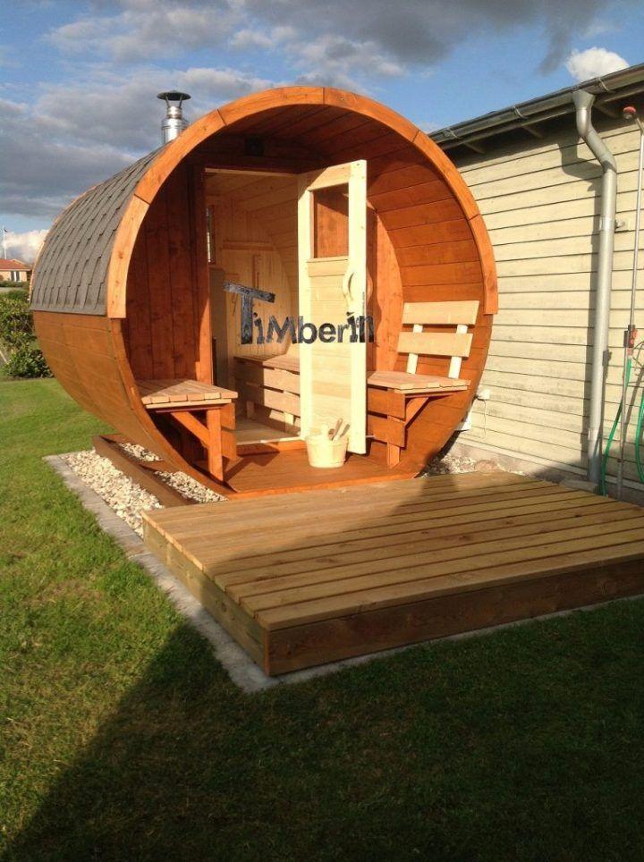 Jeg har købt en sauna tønde hos TimberIN som samlesæt. Saunaen var sjov at bygge, og ikke særlig svær at have med at gøre. Alting forløb som planlagt og kommunikationen over mail var hurtig professionel og altid venlig. Hvis nogen spørger om jeg vil anbefale TimberIN vil jeg ikke tøve et øjeblik. Nu er saunaen færdig og alt ting virker fint. Der skal ikke meget brænde til at varme saunaen op. Nu er jeg færdig med saunaen og har brugt den første gang med stor succes. Det har været meget…