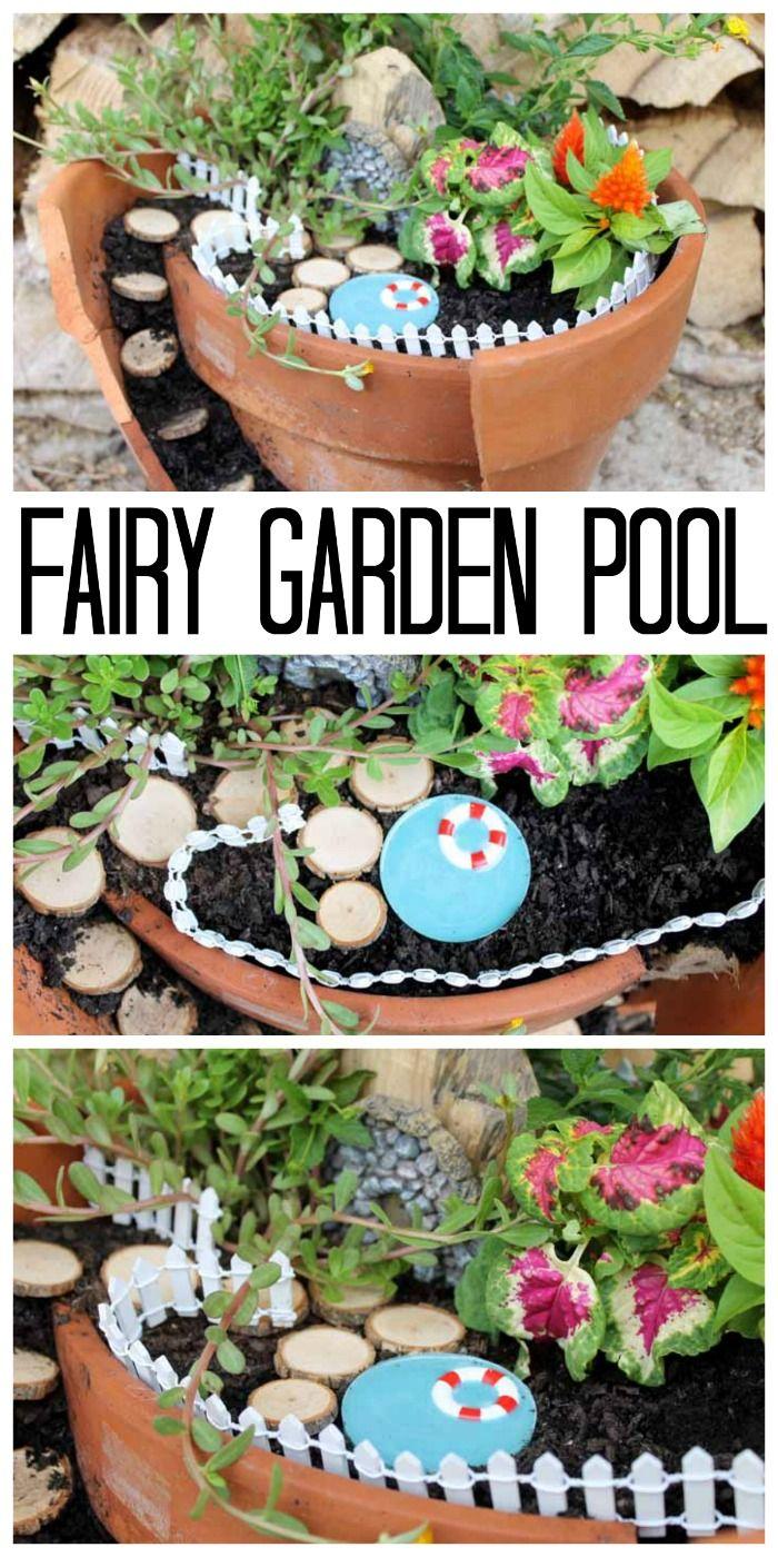 105 best Fairy Crafts u0026 Fairy Gardens