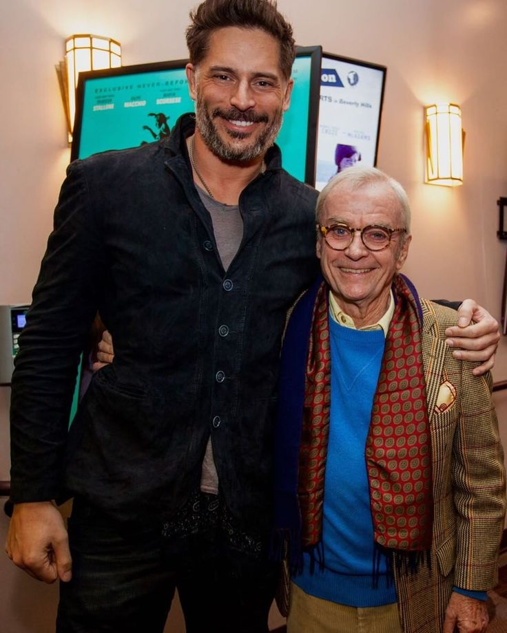 "2,745 Likes, 8 Comments - Joe Manganiello (@joemanganiello) on Instagram: ""Rest In Peace John Avildsen"""