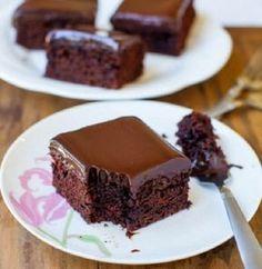 Bögrés néger szelet, egy káprázatos sütemény, amit 10 perc alatt elkészíthetsz!