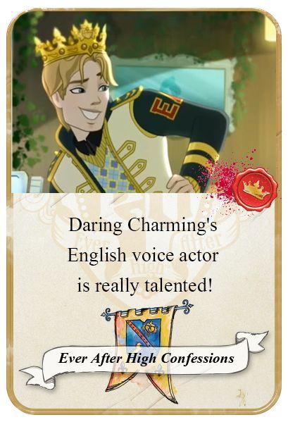 Daring Charming Card |...