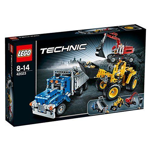 Sale Preis: Lego Technic 42023 - Baustellen-Set. Gutscheine & Coole Geschenke für Frauen, Männer & Freunde. Kaufen auf http://coolegeschenkideen.de/lego-technic-42023-baustellen-set  #Geschenke #Weihnachtsgeschenke #Geschenkideen #Geburtstagsgeschenk #Amazon