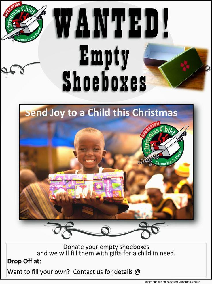 122 best operation Christmas child images on Pinterest | Shoebox ...