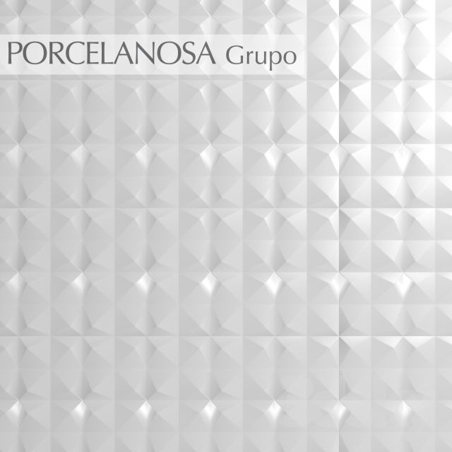 porcelanosa diamond white wall tile