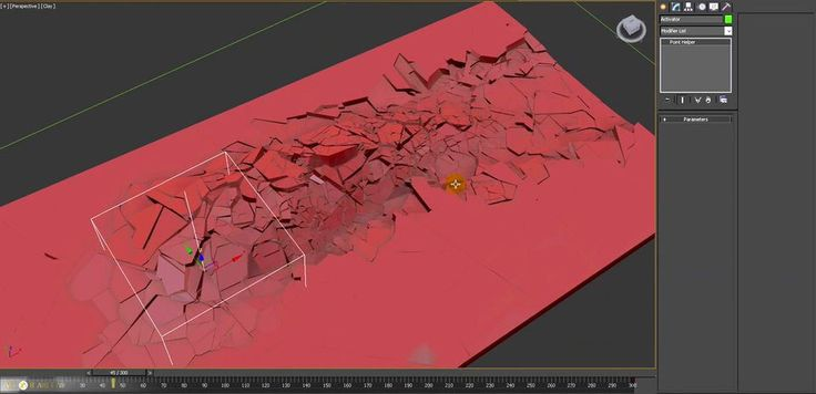 Road Destruction with Thinking Particles Tutorial, 3ds Max – Road Destruction TP Tool Tutorial, 3ds Max Road Destruction TP Tool Tutorial, Road Destruction, Thinking Particles Tutorial, Thinking Particles Tool, Thinking Particles, Road Destruction TP tool, TP, TP Tool, 3ds Max TP, 3ds Max Thinking Particles