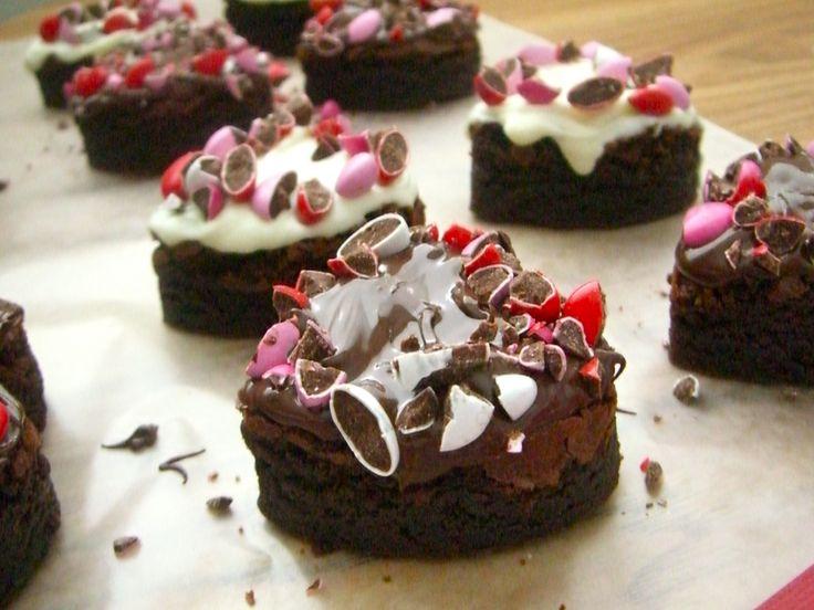 Valentines Brownies...Yes Please!