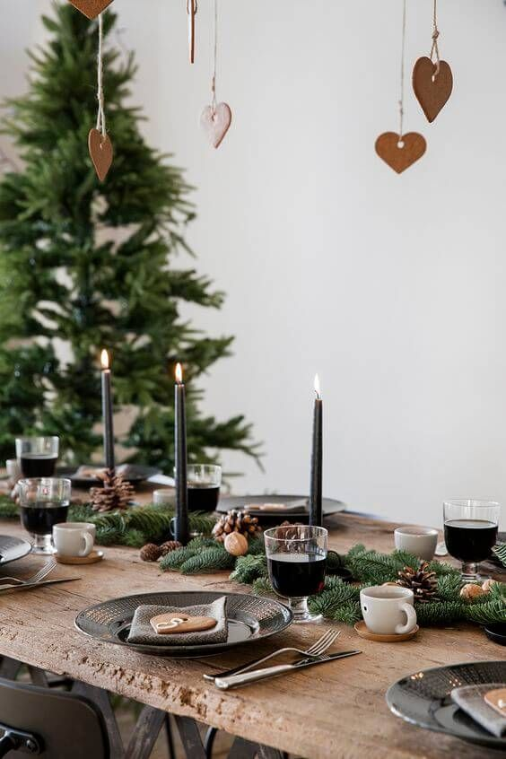 Christmas Table 808 best christmas table decorations images on pinterest