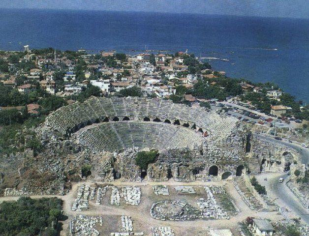 Been here!  Side,Antalya
