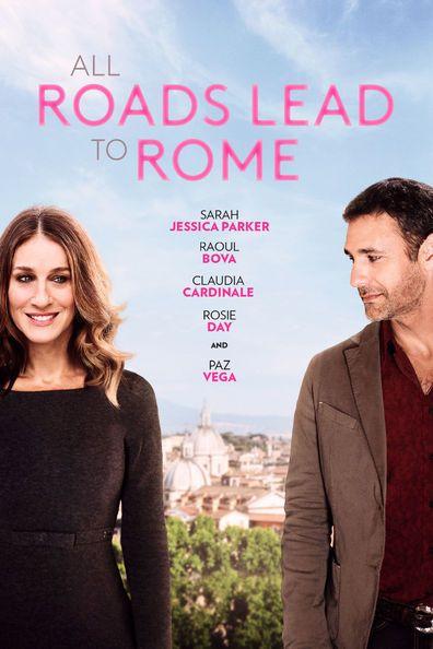 รักยุ่งยุ่ง พุ่งไปโรม (All Roads Lead To Rome)